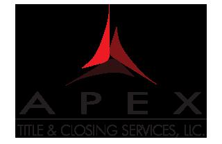 Apex Title Logo